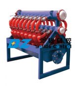 BZ Drilling Mud Desilter For Oil And Gas Drilling