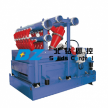 BZ Mud Cleaner Sand Cleaning Equipment With Bottom Shale Shaker