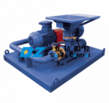 BZ Mud Mixing Hopper with centrifuge pump