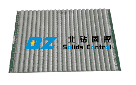 BZ Corrugated Shaker Screen