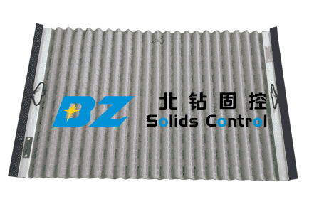 BZ Corrugated Replacement Shaker Screen for international famous brand