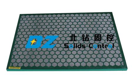 BZ High Quality Steel Frame Shaker Screen