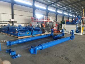 BZ screw conveyor
